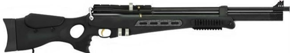 Wiatrówka PCP Hatsan 7.62mm (BT65 RB- ELITE CARNIVORE .30)
