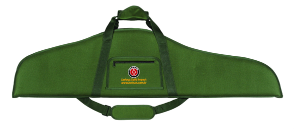 Futerał Hatsan na broń z lunetą, kieszeń (AIR RIFLE BAG GREEN)